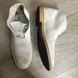 Men's BANANA REPUBLIC Suede Ankle Boots  11